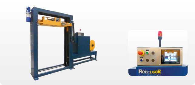 6542797e6c5 Reisopack Fabricación de flejadoras y maquinaria para el embalaje.